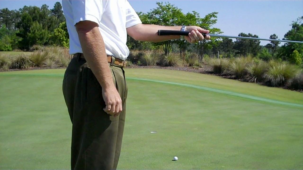 Proper Golf Grip Driver