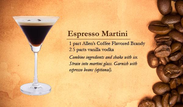 Recipes Allen S Coffee Flavored Brandy