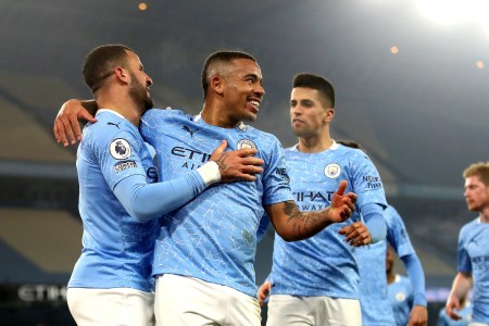 Man City Extend Streak To 21 Wins As Gabriel Jesus Late Show Sees Off  Wolves 4-1 | Evening Standard