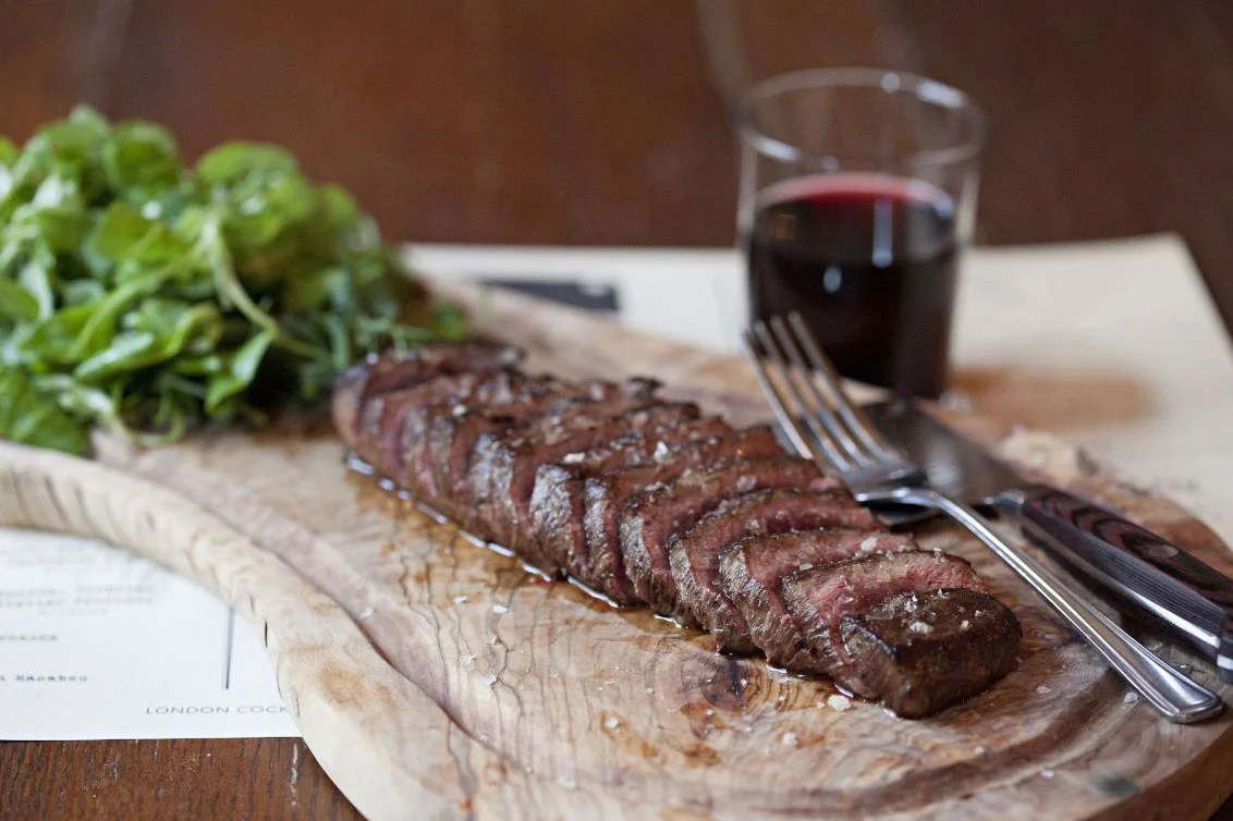 Top Meat Restaurants London