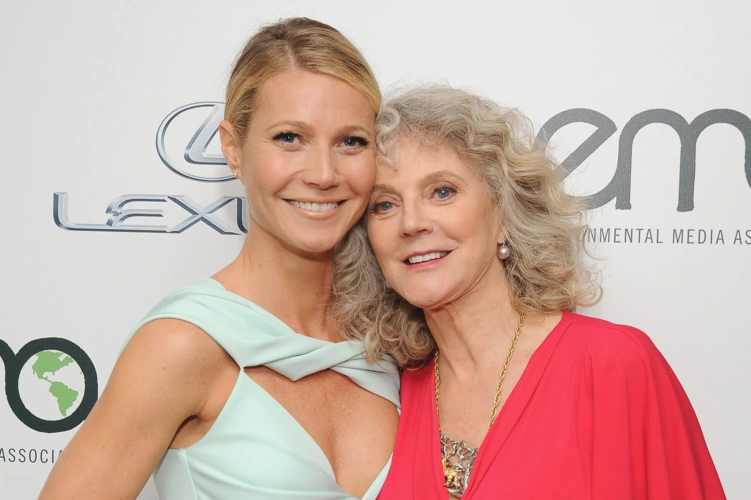 Blythe Danner: 'Gwyneth Paltrow and Chris Martin have an ...