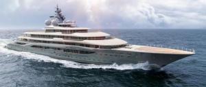 Летящата лисица за 500 милиона долара!  Мега яхтата на Безос, акостирала в Бодрум – любопитно