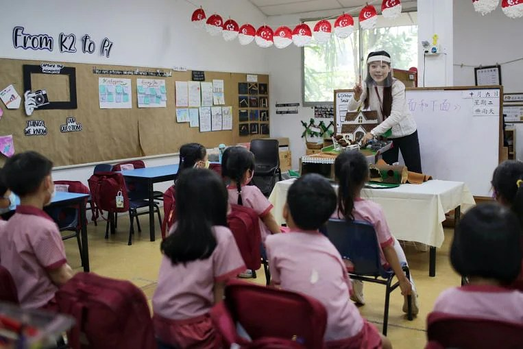Watch Higher coaching, profession development for early childhood educators amongst new initiatives to spice up pre-school high quality – Google Singapore News