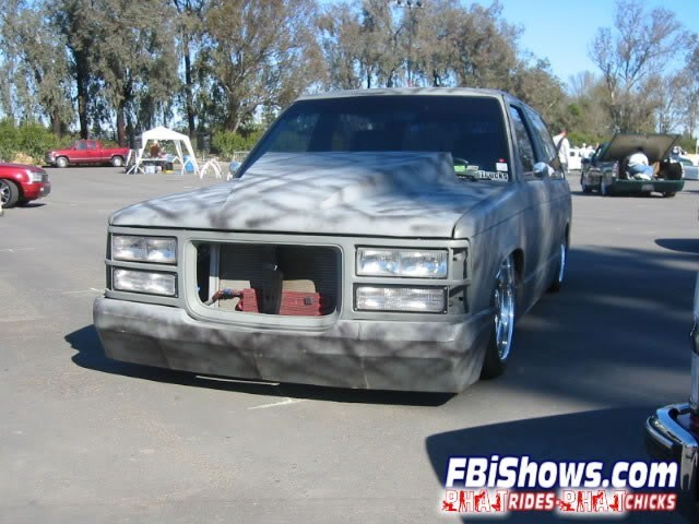 First Gen S10 Front End Conversion