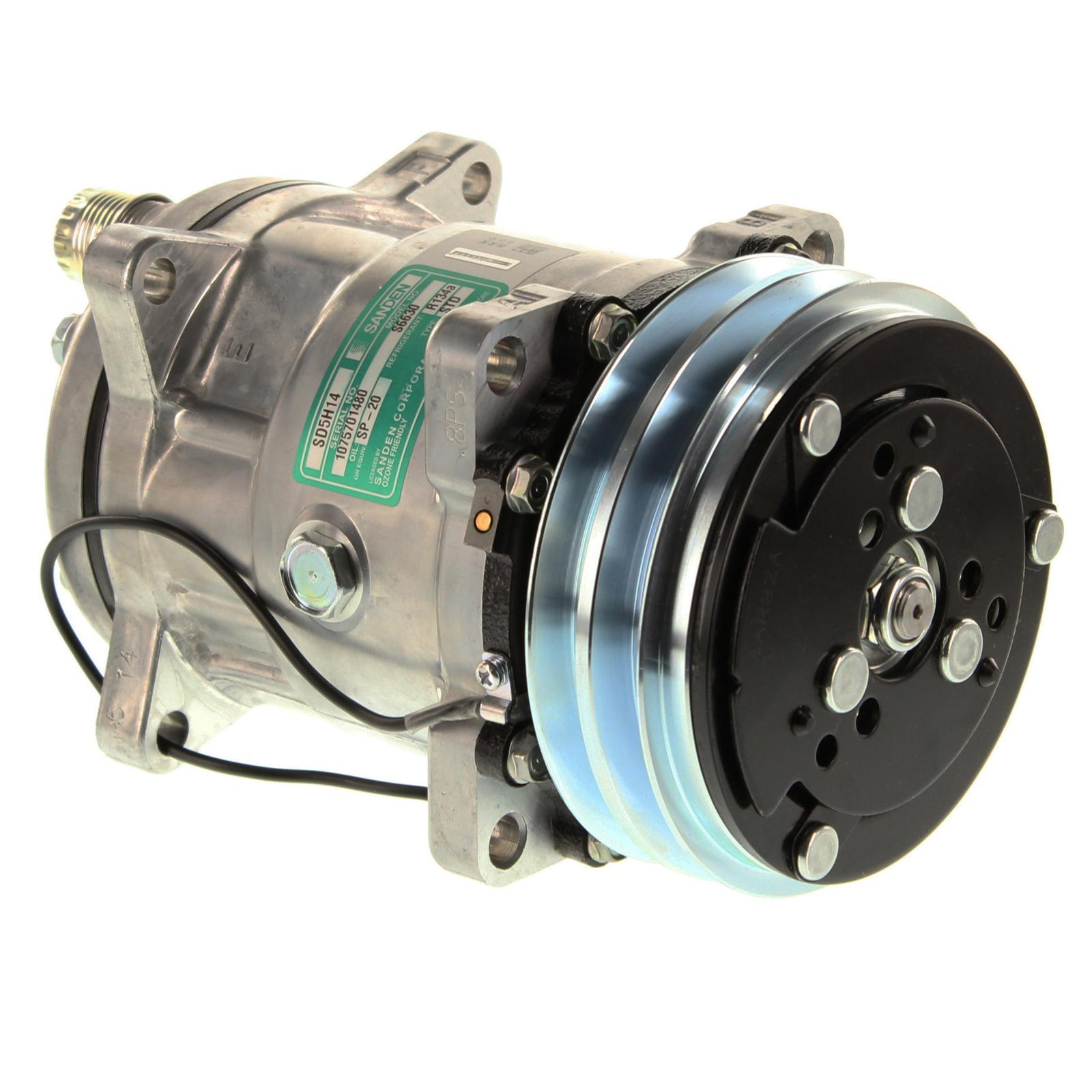 Home Air Conditioning Compressor