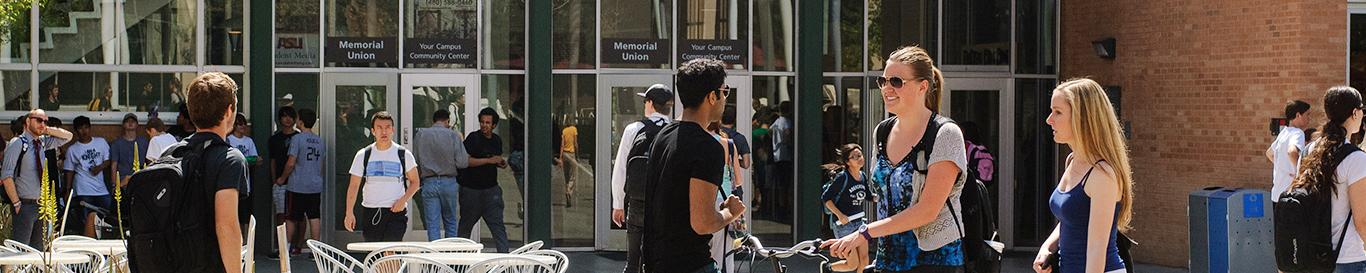 Visit Campus | Undergraduate Info | School of Sustainability