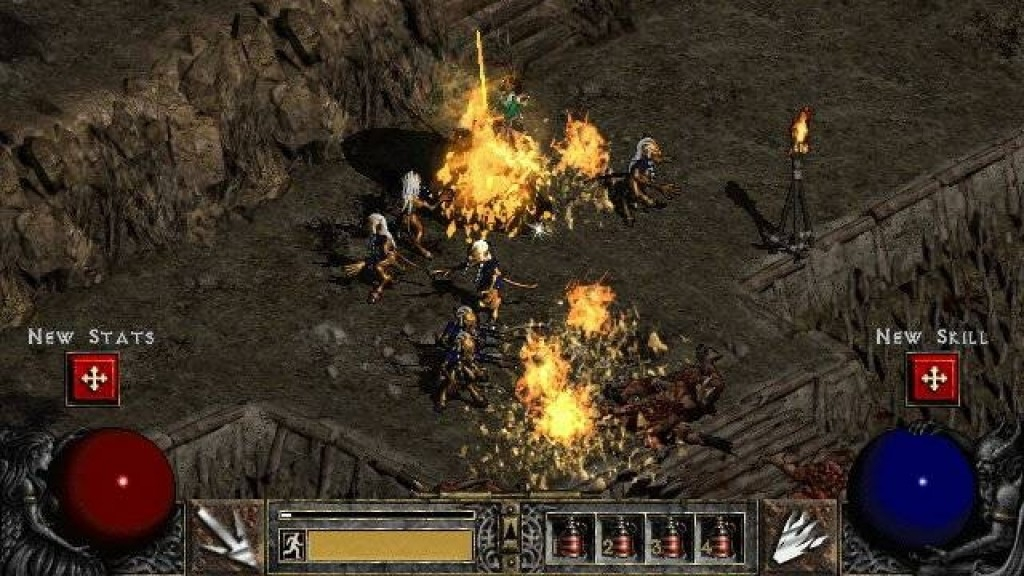 Old School PC Gaming  Classic Games that Have Aged Well   TechSpot Diablo 2