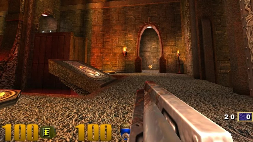 Old School PC Gaming  Classic Games that Have Aged Well   TechSpot Quake 3 Arena