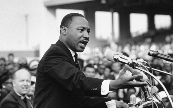 martin luther king # 13