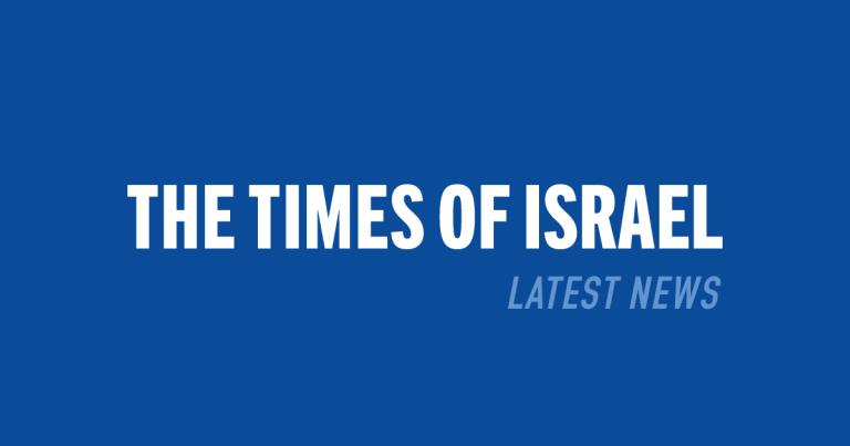 Watch 1,560 new coronavirus circumstances over previous 24 hours; total dying toll nears 8,000 – Google Israel News