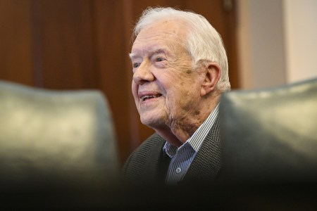 Jimmy Carter Says Trump Plan Dooms Two-state Solution | The Times Of Israel