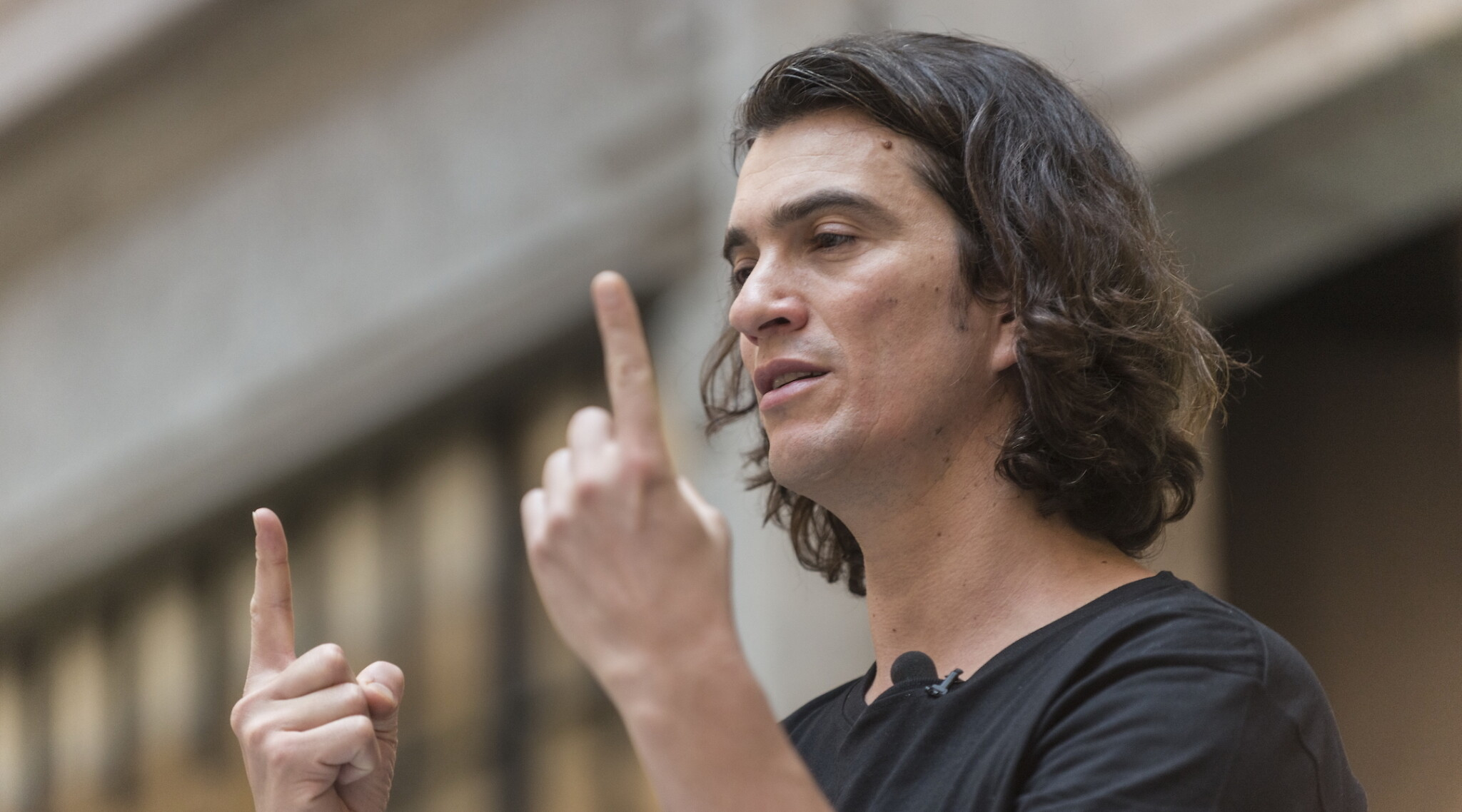 WeWork founder has joined Chabad movement, his mother says ...