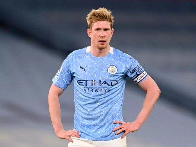 Kevin De Bruyne Salutes Man City's Title Focus | Football News - Times Of  India