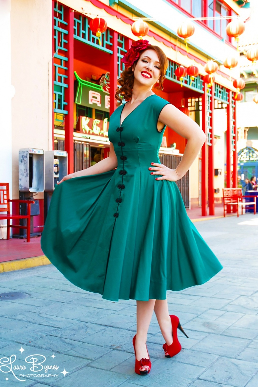 pin up dresses - HD1020×1530