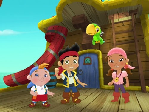 Izzy And Pirates Jake Hd Neverland