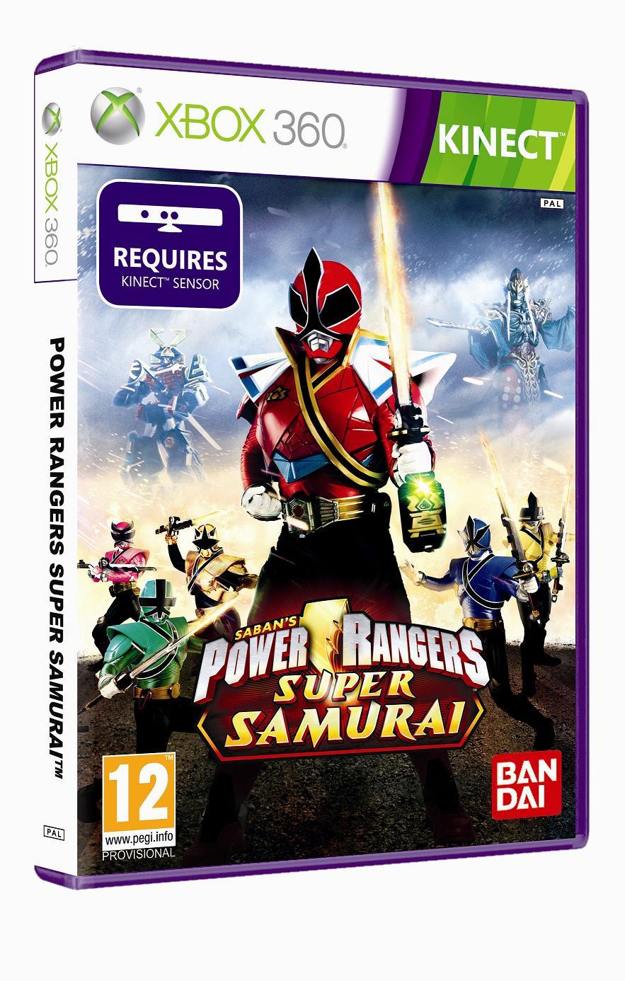 Gamescom 2012: Power Rangers Super Samurai