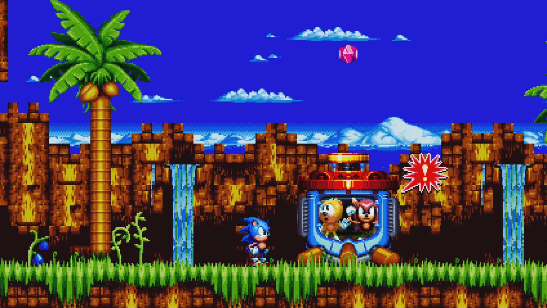 Sonic Mania Plus Release Date Announced     Sonic Mania Plus screenshot