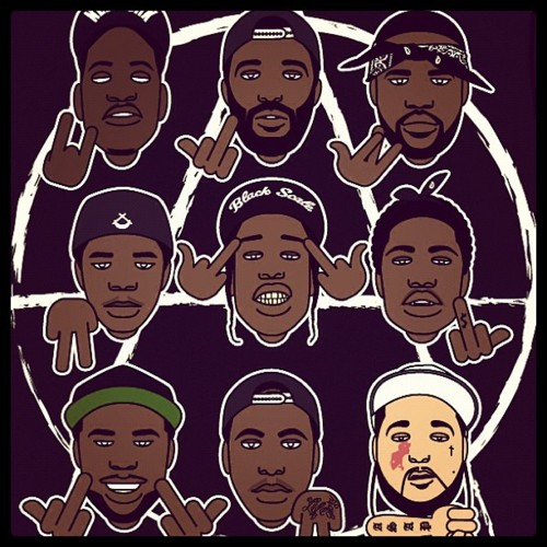ALL ABOUT ASAP MOB