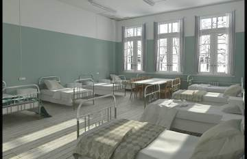 3D Model Hospital Interior Designs | Interior Design Images