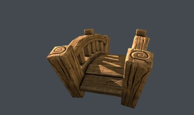 Stylized Wood | Wooden Thing