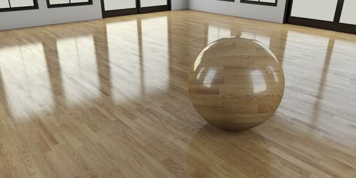 Materials Other wood floor 3ds WoodFloor 1   Wood Floor   3DS Max 2010   Mental Ray Shader