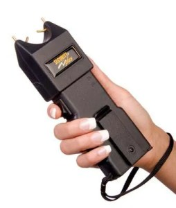 Stun Guns   TV Tropes