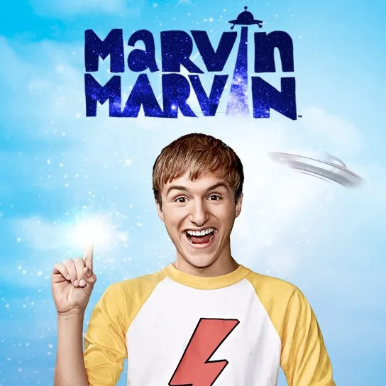 Marvin Marvin (Series) - TV Tropes