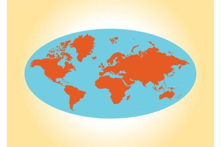 Oval shaped world map path decorations pictures full path decoration world map vectors photos and psd files free download world map dots template free world maps psd svg ai eps design freebies vector world map background psd gumiabroncs Image collections
