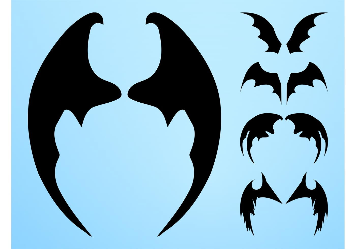Art Halloween Creatures Clip