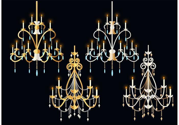 Crystal Gems Group Art