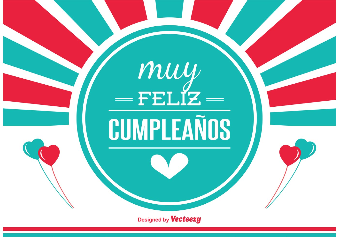 Printable Birthday Spanish Cards