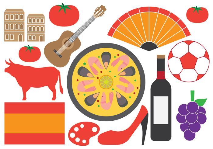 1500 Spain S Symbol Flag