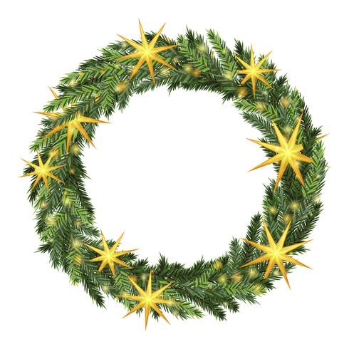 wreath template # 80