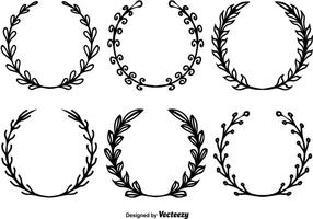 wreath template free svg # 25