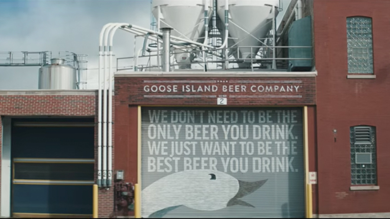 Bourbon County Island Release Goose