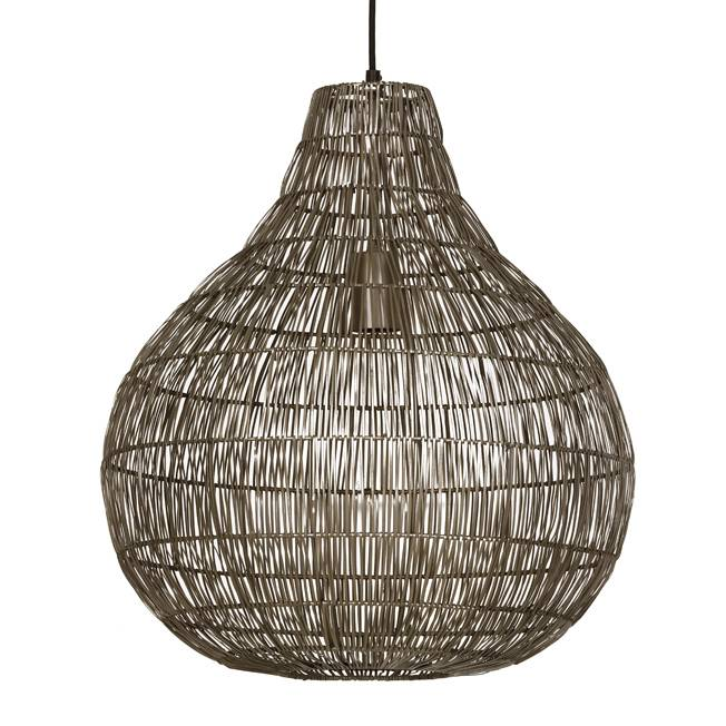 Metalen design hanglamp  Mettan 1    Store Without a Home Metalen design hanglamp  Mettan