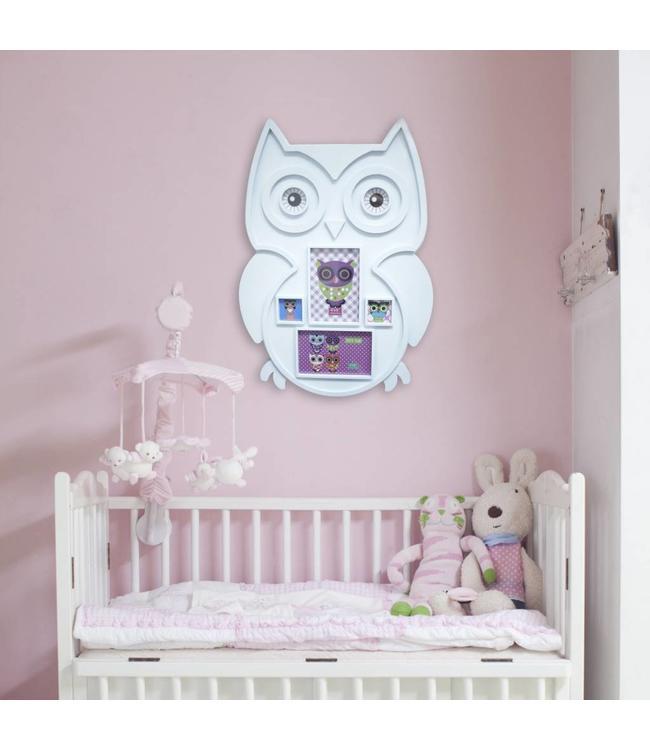 Babykamer accessoires uil mooihuis mooihuis