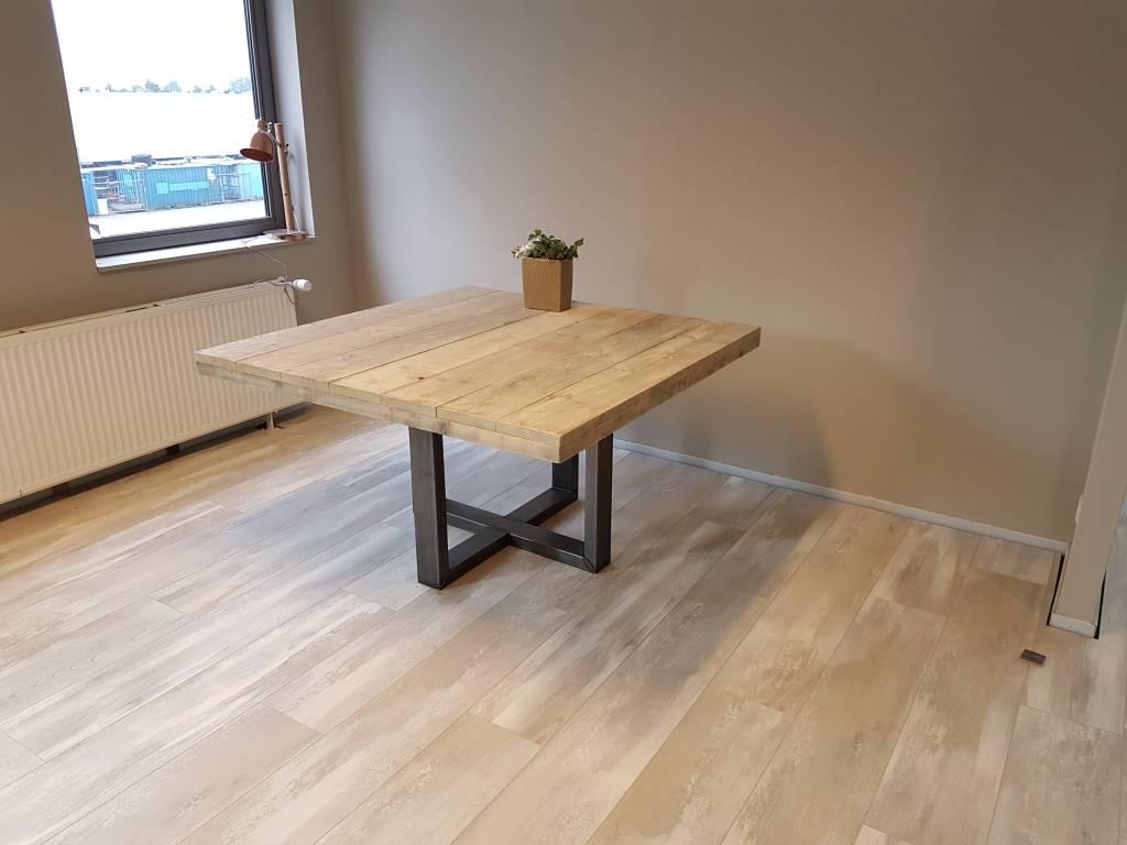 Vierkante eettafel goedkope meubels goedkope meubels