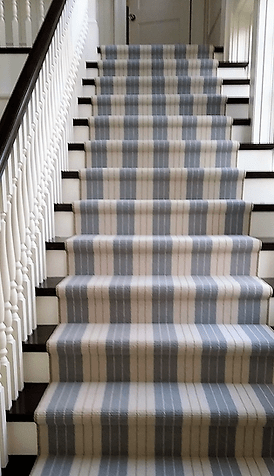 Stair Runners Carpet Hall Runners K Powers Company | Heavy Duty Stair Carpet | Thick Heavy | Stair Treads Carpet | Double Sided | Wool Carpet | Indoor Outdoor Carpet