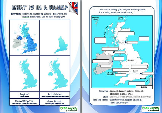 Between Difference And Britain Isles Great British Uk