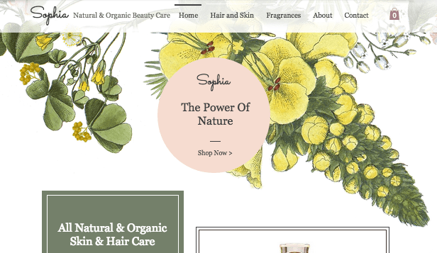 Natural Beauty Products Online