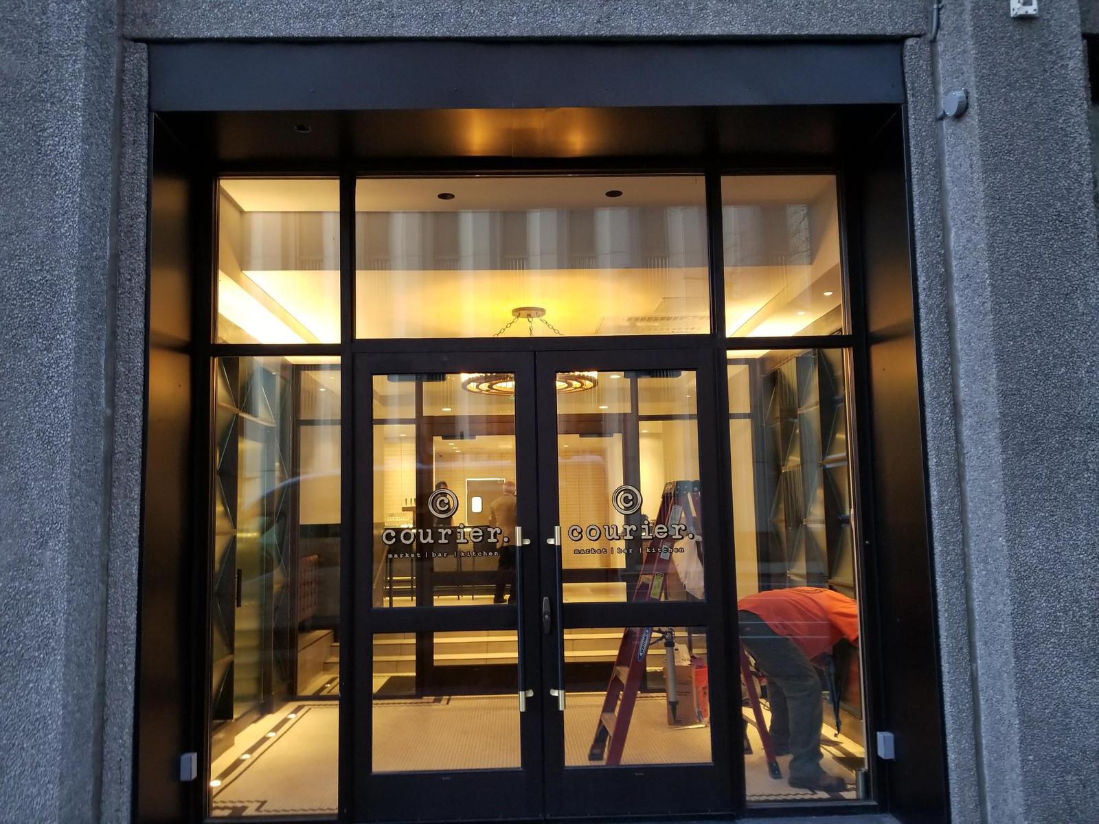Kawneer 451t Storefront