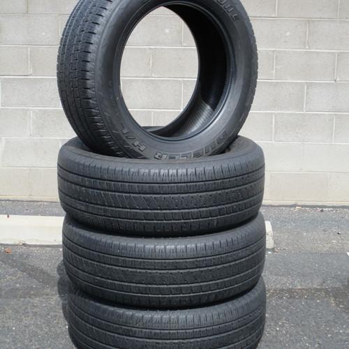 265 75 17 Michelin Tires