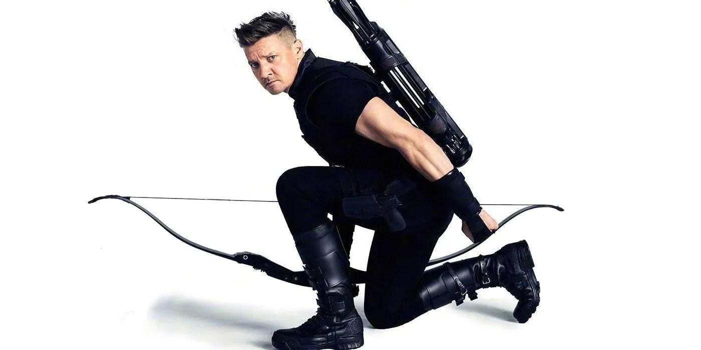 Avengers: Endgame's Jeremy Renner Shares Video of Hawkeye ...