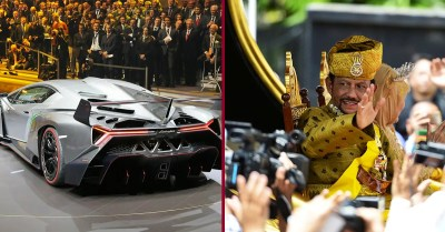 25 Cars From The Sultan Of Brunei's Extensive Collection