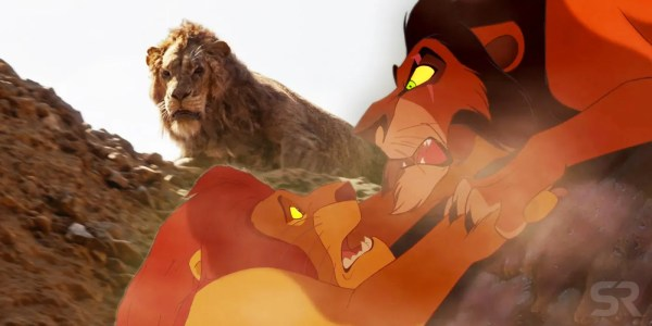 lion king battle cry # 53
