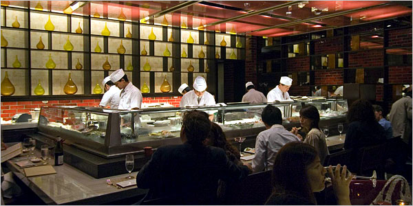 Sushi Bar Close Me
