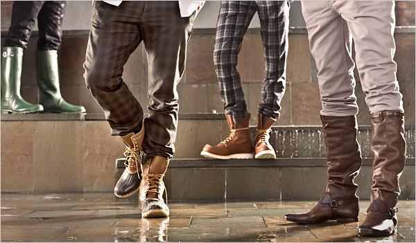 Shoes Mens Duck