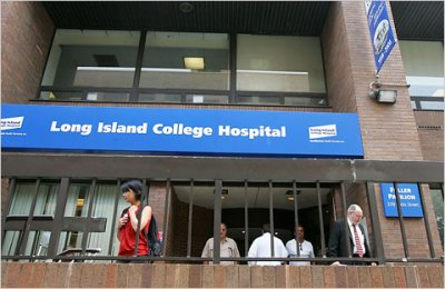 A Brooklyn Hospital's Unsettling State of Limbo - The New ...