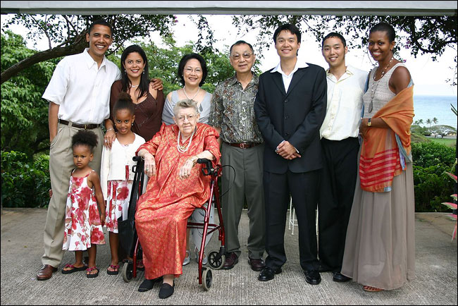 Nation's Many Faces in Extended First Family - The New ...